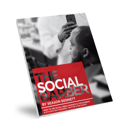 The Social Barber Book