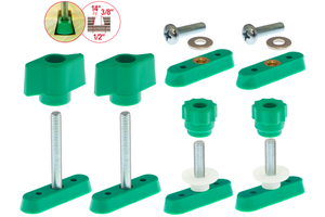 MATCHFIT Dovetail Hardware Variety Pack (6-Pack)