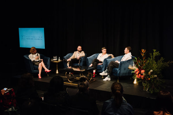 Australian Fashion Council Panel Discussion MBFWA 2018