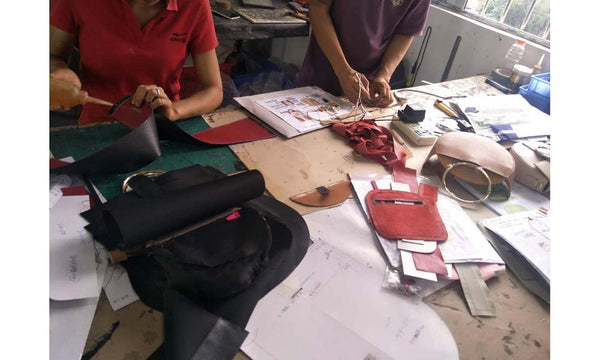 Pattern Making Room Balincourt Bags