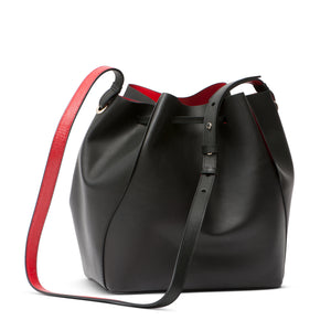 Balincourt Women's Leather Bucket Bag Byron Bay