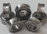 Grooved Concave Bearing