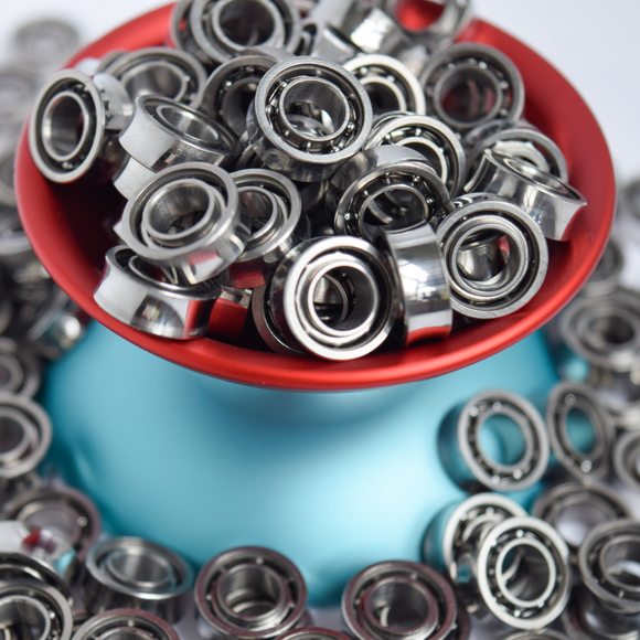 8-Ball Concave Bearing - bulk