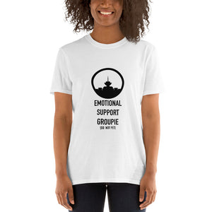 RCS Emotional Support Groupie - Women's T-shirt white
