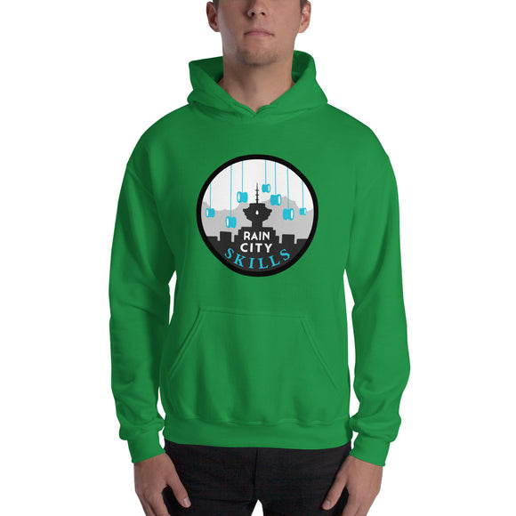 Rain City Skills - Hooded Sweatshirt