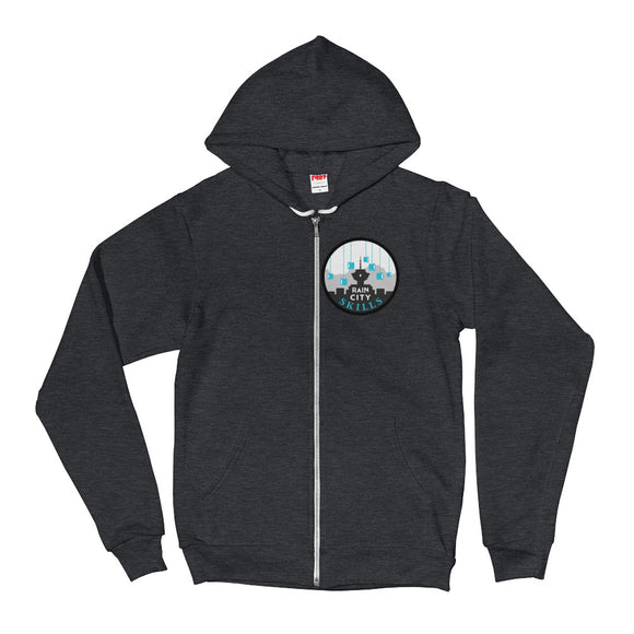 Rain City Skills Zip-up Hoodie