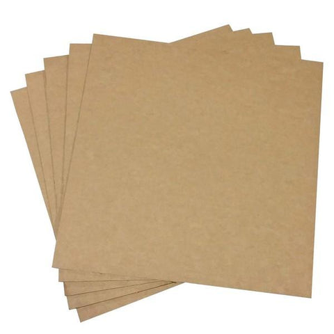 "12.25""x12.25"" Protective Corrugated Pads"