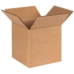 "12""x12""x12"" Corrugated Brown Shipping Box (25 Pack)"