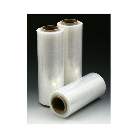 "18"" Wide x 1500 ft Clear Cast Stretch Film (Pallet Wrap)"
