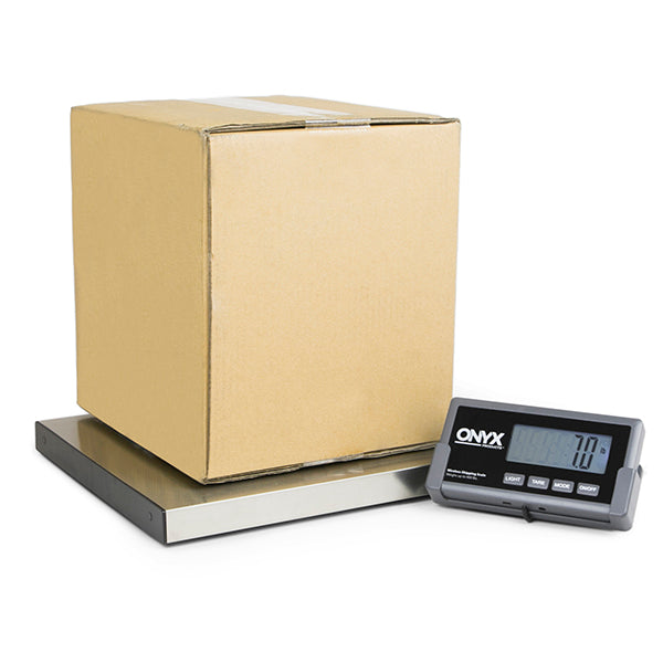ONYX Products® 400lb Wireless Shipping Scale