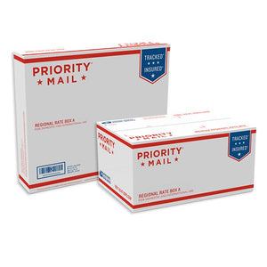 Priority Mail Regional Rate Box A, 25/pack