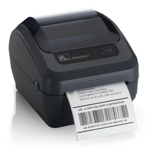 Zebra GK420d Thermal Label Printer (Ethernet)