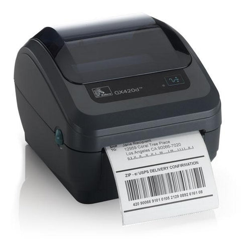 Zebra GK420d Thermal Label Printer (Parallel)