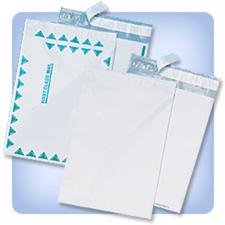 Polyolefin Pull & Seal Catalog Envelopes, 100/pack