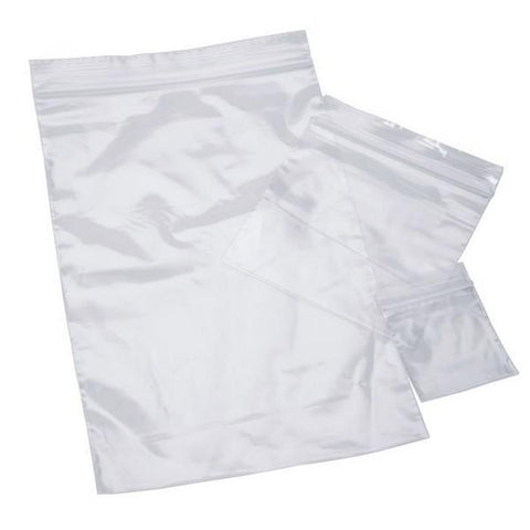 "4""x6"" Clear Recloseable 2mil Poly Bags"