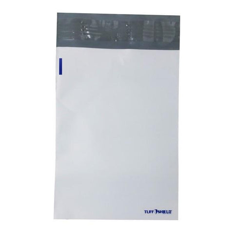 "5""x7"" White Poly Mailer with Peel-N-Seal"