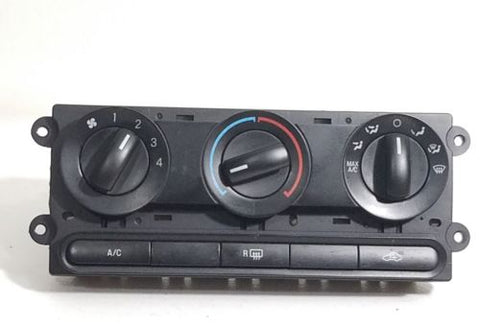 05-09 FORD MUSTANG TEMPERATURE CONTROL CLIMATE AC HEAT SWITCH
