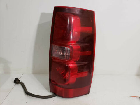 2007-2011 GMC Yukon XL Left Driver Tail Light 25975977 OEM