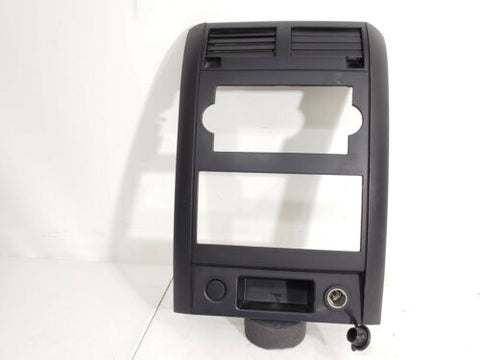 2004-2006 Dodge Durango Radio Dash Bezel Black 5HY 75 TM OEM