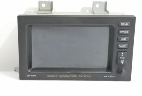 00-03 ACURA ALPINE NAVIGATION DISPLAY UNIT CL TL 39810-SOK-A020-M1 OEM