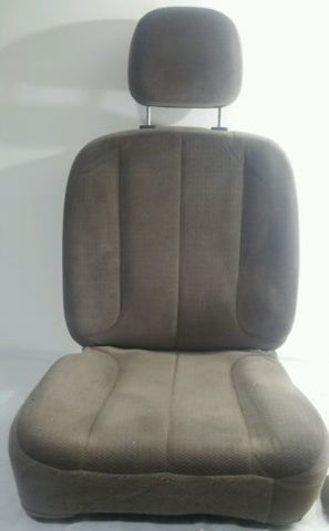 02-05 DODGE RAM 1500 2500 3500 GRAY TAUPE DRIVER LH SEAT OEM