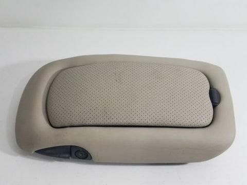 99-00 CADILLAC ESCALADE YUKON DENALI CENTER CONSOLE ARM REST LID TOP COVER OEM