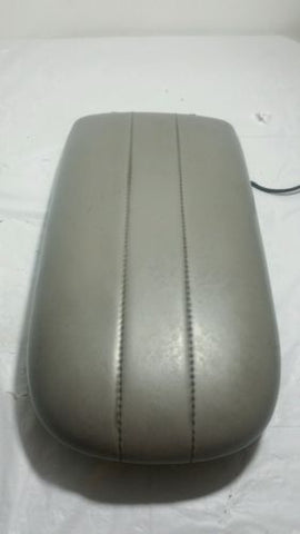 97-02 FORD EXPEDITION LINCOLN NAVIGATOR CENTER CONSOLE LID ARMREST GRAY OEM