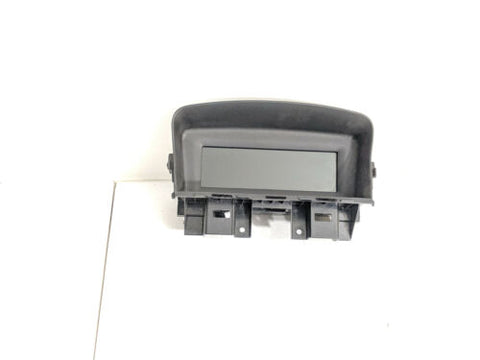 2013-2016 CHEVY CRUZE INFORMATION DISPLAY SCREEN OEM 22858074