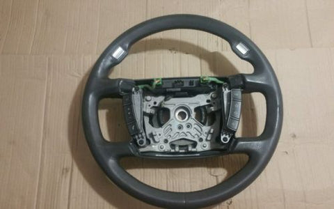 2002-2005 BMW 745I E66 E65 DRIVER LEFT SIDE STEERING WHEEL W/BUTTONS OEM