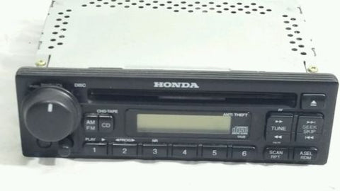 99 - 00 HONDA CIVIC ACCORD ODYSSEY CRV CD DISC PLAYER OEM