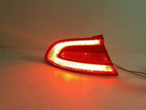 13-16 DODGE DART LEFT DRIVER QUARTER TAIL LIGHT LED OEM