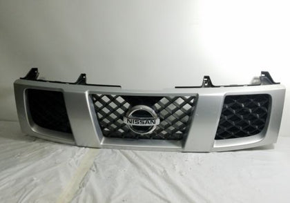 04-07 Nissan Armada Titan Front Upper Radiator Grille Assembly OEM # 62310-7S200