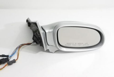00-03 MERCEDES BENZ CLK320 CLK430 W208 PASSENGER RH SIDE DOOR MIRROR SILVER OEM