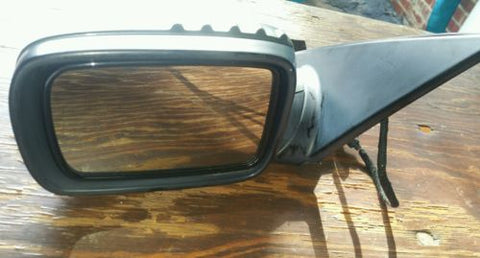 02-05 BWM 745I 745LI E65 E66 OEM DRIVER SIDE MIRROR AUTO DIM HEATED