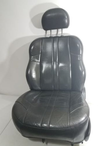 99-04 JEEP GRAND CHEROKEE LEATHER DRIVER LEFT POWER SEAT OEM