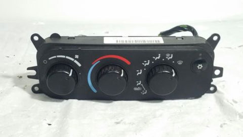 02-05 Dodge RAM 1500 01-04 Dakota AC Heat Climate Control Unit OEM P55056322AB