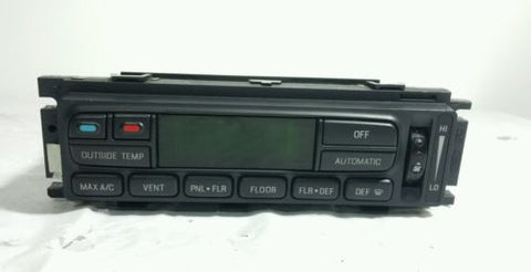 98 - 02 EXPEDITION NAVIGATOR DIGITAL CLIMATE CONTROL HEATER AC XL7H-19C933-AC
