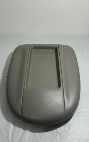 97-02 EXPEDITION NAVIGATOR WIDE CAPTAIN REAR CENTER CONSOLE LID ARMREST GRAY