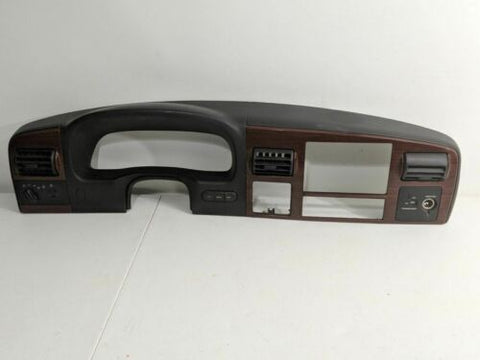 2005- 2007 Ford F250 F350 Super Duty Wood Grain Dash Bezel Trim F450 F550