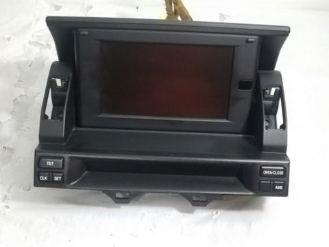 06-07 MAZADA 6 NAVIGATION RADIO DISPLAY OEM GP7A66DV0A02