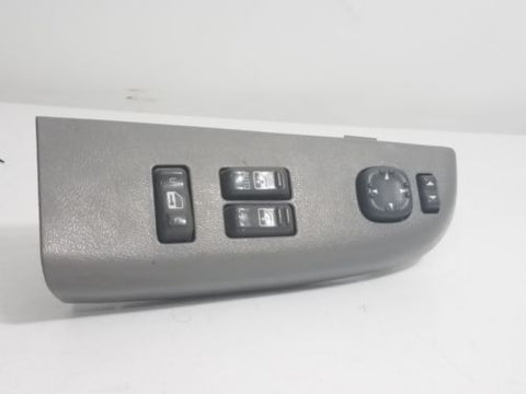 99-02 CHEVY SILVERADO SIERRA 2dr TRUCK MASTER WINDOW SWITCH OEM GRAY