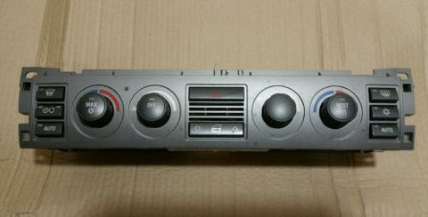 02-05 745I AC HEATER TEMPERATURE CLIMATE CONTROL UNIT W/O REAR SUNSHADE