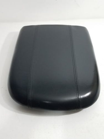 02' BLACKWOOD REAR CENTER CONSOLE ARMREST LID BLACK OEM