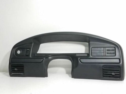 92-96 FORD F150 F250 F350 BRONCO INSTRUMENT CLUSTER BEZEL COVER DASH TRIM PANEL