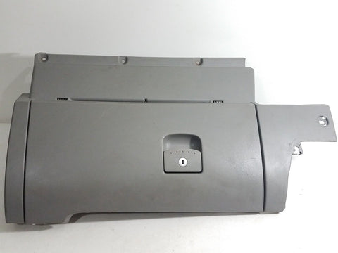 1998 - 2009 VW BEETLE GLOVE BOX COMPLETE GRAY OEM