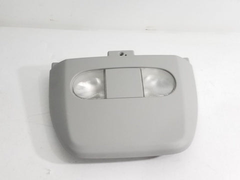 04-08 FORD F150 OVERHEAD CONSOLE DOME LIGHT OEM GRAY