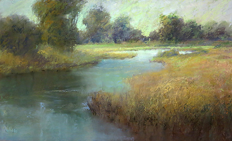 Tranquil Morning - Sold