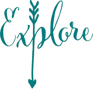 Decal - Explore- Today is The Day