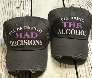 Partner in Crime Hats