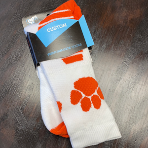 White Paw Socks SALE